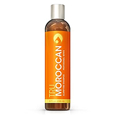 Best Natural Oily Hair, Dandruff Shampoo - This Clarifying Shampoo is best for Oily, Greasy hair, Itchy Scalp & Dandruff. Scalp Build up Control. Safe for Color Treated Hair. 8 ounce