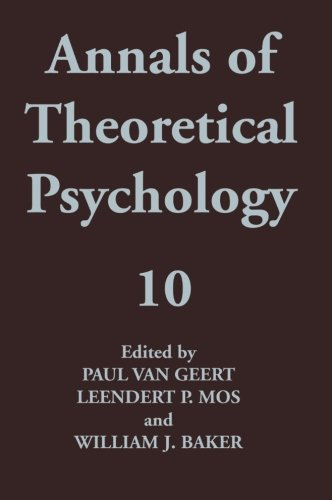 Annals Of Theoretical Psychology front-841240