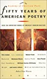 Fifty Years of American Poetry (0785762558) by Academy of American Poets