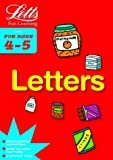 Letters Age 4-5 (Letts Fun Learning)