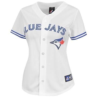 MLB Toronto Blue Jays Home Replica Baseball Women's Jersey, White