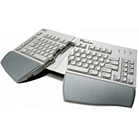 Kinesis Maxim Ergonomic Computer Keyboard - PS/2