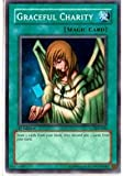 Yu-Gi-Oh! - Graceful Charity (SDP-040) - Starter Deck Pegasus - Unlimited Edition - Super Rare