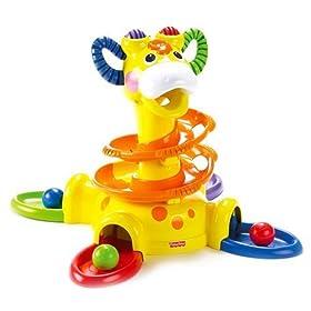 Fisher-Price K8844-0 - Percorso giraffe
