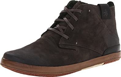 Cushe Men's Prospector Fashion Sneaker,Dark Charcoal,43 EU/10 M US