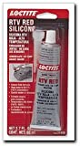 Loctite 37469 Red Hi-Temp RTV Silicone-Sensor Safe. 80 ml.