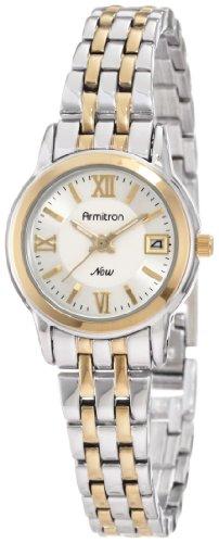 armitron-femme-75-4090svtt-ronde-deux-tons-bracelet-day-fonction-dateur-montre
