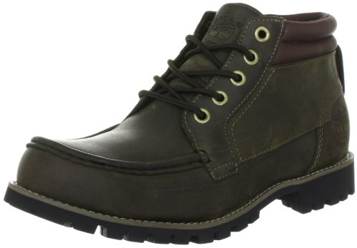 Timberland Men's Earthkeepers Waterproof 5-eye 2 Dark Olive Lace Up 5534R 9 UK