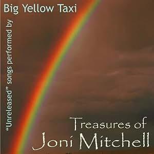 Treasures of Joni Mitchell