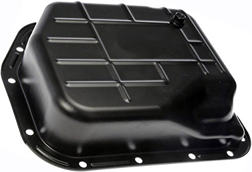 APDTY 112743 Transmission Oil Pan Assembly Fits 42RE Automatic Trans Found On 1998-2003 Dodge Dakota / 1998-2000 Dodge Durango / 2000-2004 Jeep Grand Cherokee w/4.0L Engine (Replaces Mopar 52118779AD, 52118779AC, 52118779AB, 052118779AD) (42re Transmission compare prices)