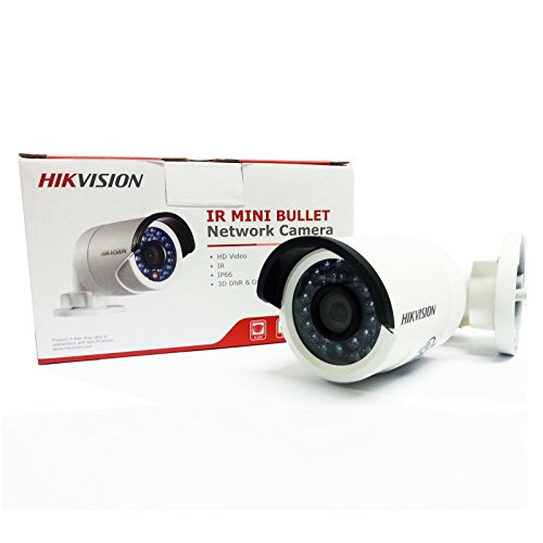 Check Out This HIKVISION DS-2CD2032-I 3MP 4mm Outdoor HD DWDR IR Bullet Network IP Camera POE