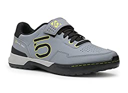 Five Ten Men\'s Kestrel Lace Fashion Sneaker, Onix/Solar Yellow, 13 D US