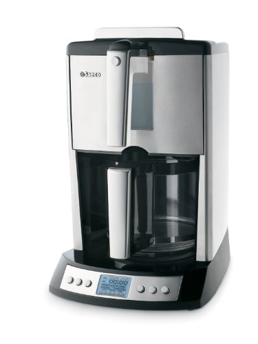 Saeco Easy Fill 12-Cup Automatic Drip Coffee Maker, Stainless Steel (Saeco Drip Coffee Maker compare prices)
