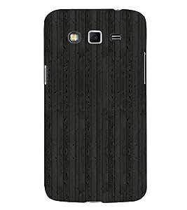 Black Wood Background 3D Hard Polycarbonate Designer Back Case Cover for Samsung Galaxy Grand Neo Plus :: Samsung Galaxy Grand Neo Plus i9060i