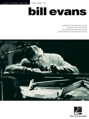 Bill Evans - Jazz Piano Solos Series Volume 19