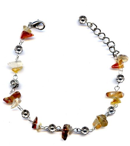 Bracelet made of agate