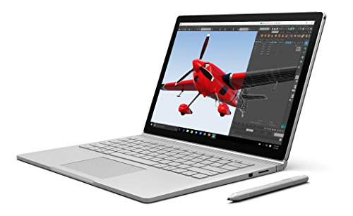 Microsoft Surface Book (256 GB, 8 GB RAM, Intel Core i5, NVIDIA...