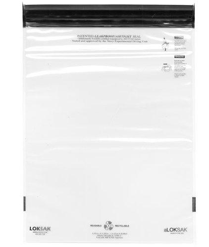 LOKSAK(ロックサック) aLOKSAK防水マルチケース タブレット向け(ipad等) 3枚セット 181181