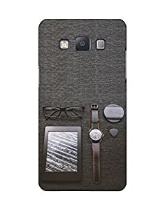 Mobifry Back case cover for Samsung Galaxy A5 Mobile (Printed design)