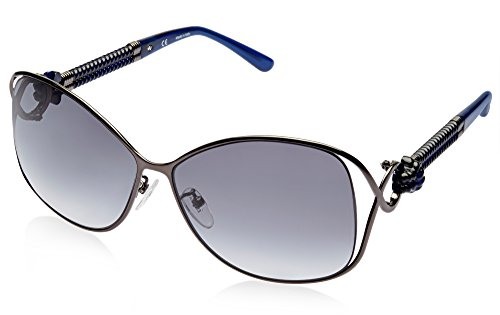 Escada Escada Oversized Sunglasses (Blue) (SES 781|0568|60)