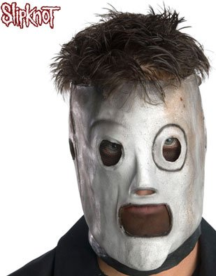 corey taylor slipknot. New Latex Adult Slipknot Corey