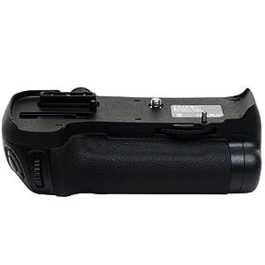 Zeikos ZE-NBGD600 Battery Power Grip for Nikon D600 (Black)