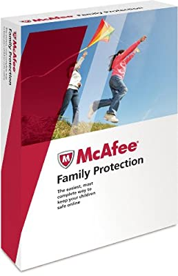 McAfee Family Protection 2010 3-User