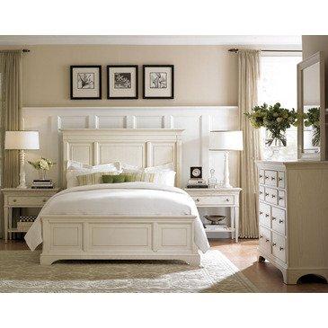 Fresh  ue ue ueSale American Drew Ashby Park Piece Panel Bedroom Set w Leg Nightstand assin center