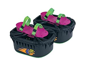 Big Time Toys Moon Shoes Black