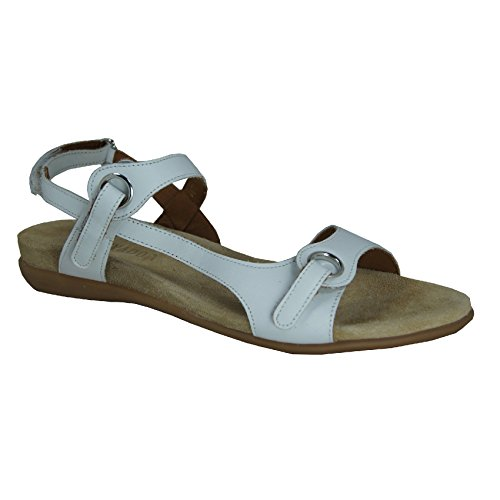 Benvado 25038 Sandalo Donna Pelle Bianco Bianco 5