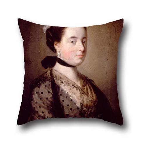 Throw Pillow Case Of Oil Painting Kettle, Tilly - Portrait Of A Lady,for Gf,bar Seat,indoor,adults,christmas,play Room 20 X 20 Inch / 50 By 50 Cm(double Sides)