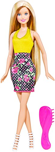 Barbie Long Hair Doll, Blonde