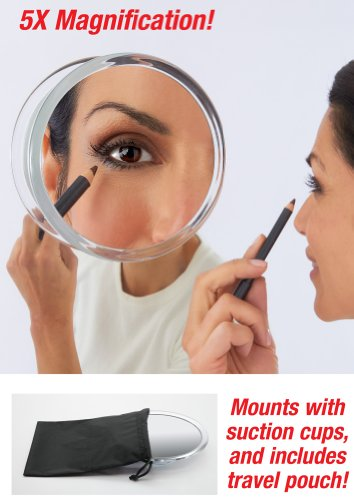 Magnifying Mirror Suction Cups front-532697