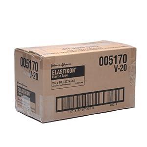Elastikon Athletic Sports Tape 2 Inch 24 bx by Elastikon