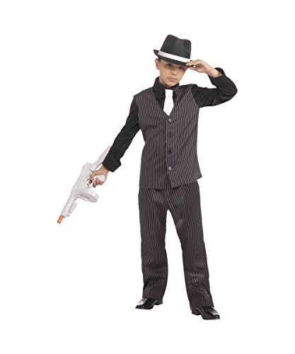 20s Lil' Gangster Boys Costume