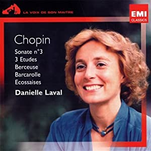Chopin Works For Piano by EMI France