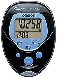 オムロン(OMRON) ヘルスカウンタ Walking style HJ-113 ブラック