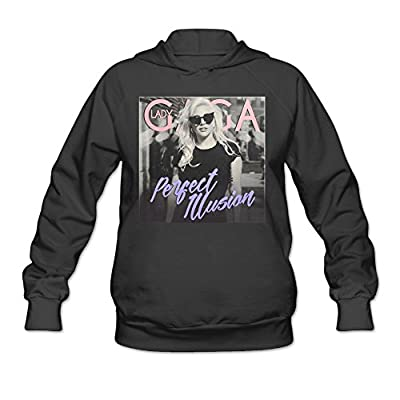 Women's Lady Gaga Perfect Illusion Fashion Sweatshirt Hoodie