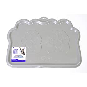 Omega Paw Pearilized Pebble Hungry Pet Mat