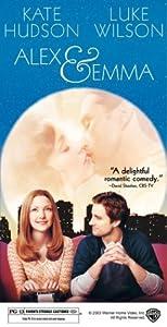 Alex & Emma [VHS]