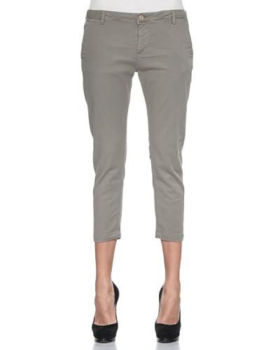 MELTIN'POT Pantalone Leslie [Tortora]