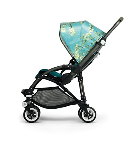 Bugaboo Bee3 Stroller - Van Gogh & Petrol Blue (Special Edition) - 1
