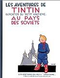 AVENTURES DE TINTIN AU PAYS DES SOVIETS (LES)     FAC-SIMILÉS NB