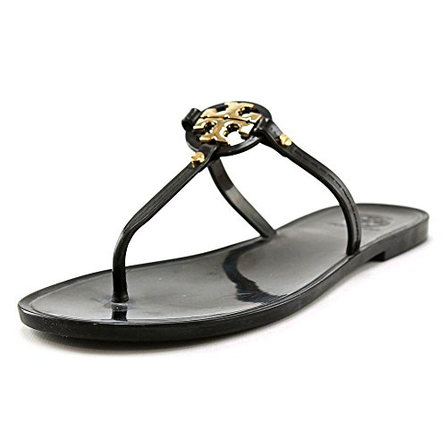 Tory Burch Mini Miller Jelly Thong TPU Sandals Black Size 8 (Tory Burch Jelly compare prices)