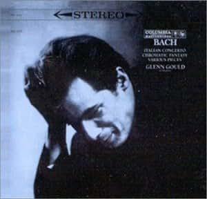 Bach - Concerto Italien / Fantaisie chromatique