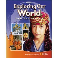 Student Edition Tennessee Edition (Glencoe Exploring Our World People, Places, and Cultures)