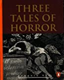 Three Tales of Horror (0146000900) by Poe, Edgar Allan