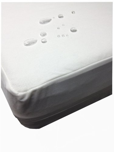 My Little Nest Cotton Crib Mattress Bed Bug and Anti-Allergen Encasement