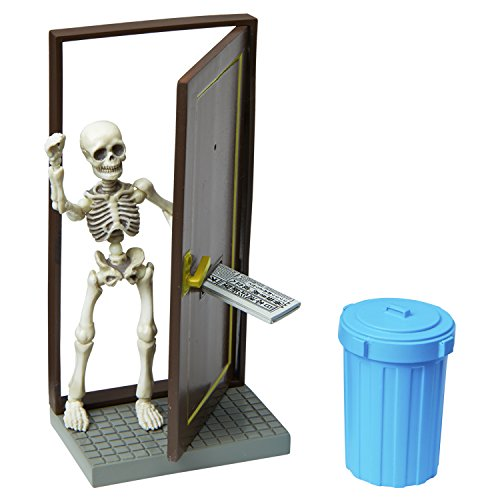 Pose skeleton accessories door set