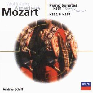 Mozart : Piano Sonatas K331, Rondo alla turca, K332 & K333